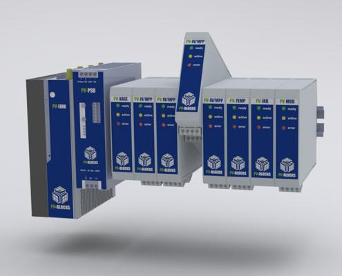 PV Blocks system